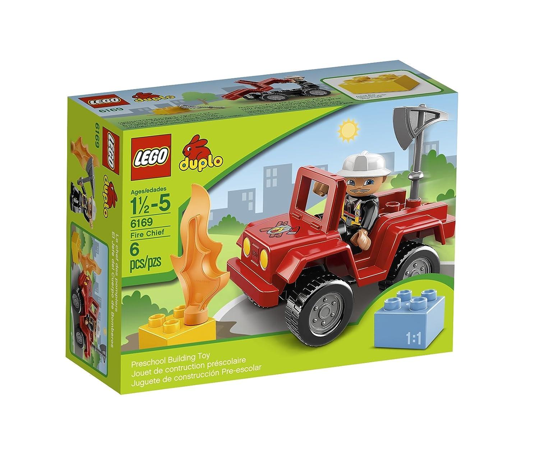 Duplo – Feuerwehr-Hauptmann – 6169 jetzt bestellen