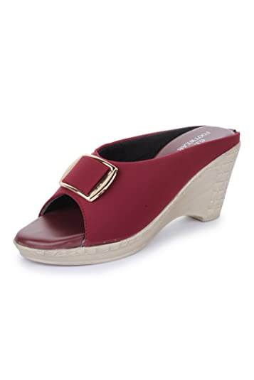 bac63ccb465d Global India Women Wedges available at Amazon for Rs.599