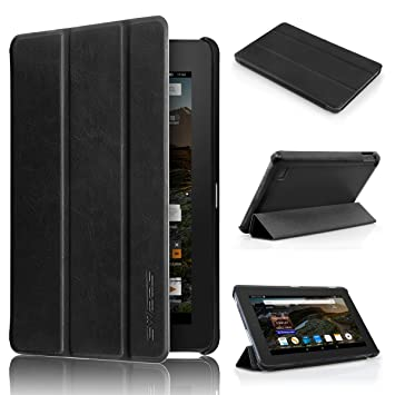 This is on my Wish List: Black Slim Case for Kindle Fire 7 2015
