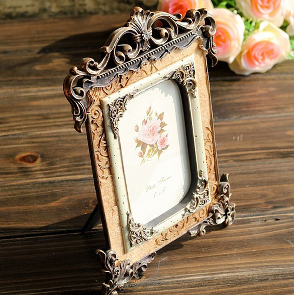 Gift Garden 5 by 7 Vintage Picture Frames Friends Gifts For Photo 5x7 Inch 5