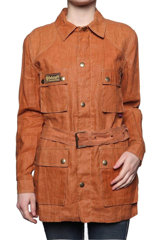 Belstaff Damen Jacke Multifunktionsjacke BOMBAY, Farbe: Orange jetzt bestellen