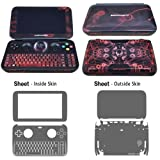 Skin Decal Stickers For GPD Win Console All Side Tuning Mapping POP SKIN Alienware #02