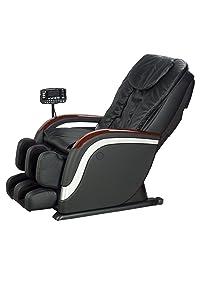 New Full Body Shiatsu Massage Chair Recliner w/Heat Stretched Foot Rest 82