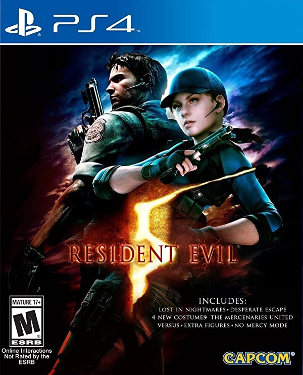 Resident Evil 5 (PS4) (PS4)