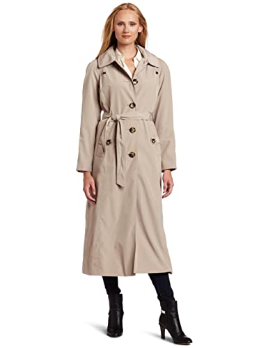 long trench coat women