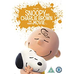 Snoopy and Charlie Brown - The Peanuts Movie 2019