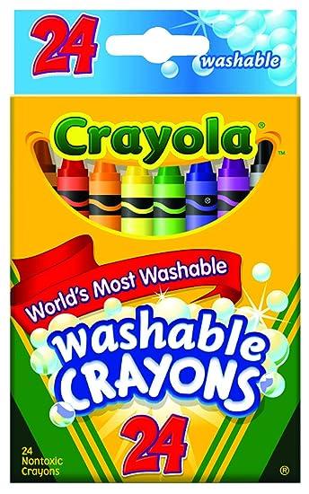 crayola washable crayons multi color - Crayola Color Online