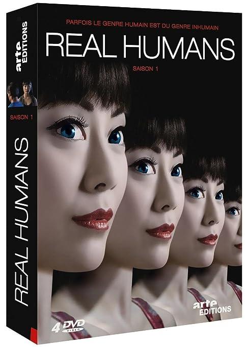 Real humans = Akta människor : saison 1 / Harald Hamrell, Réal. | Lundström, Lars. Instigateur