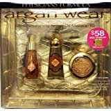 Physicians Formula Argan Wear Ultra-nourishing (Argan Oil,bb Cream,bronzer, Purse) Makeup Kit, 4 Pc