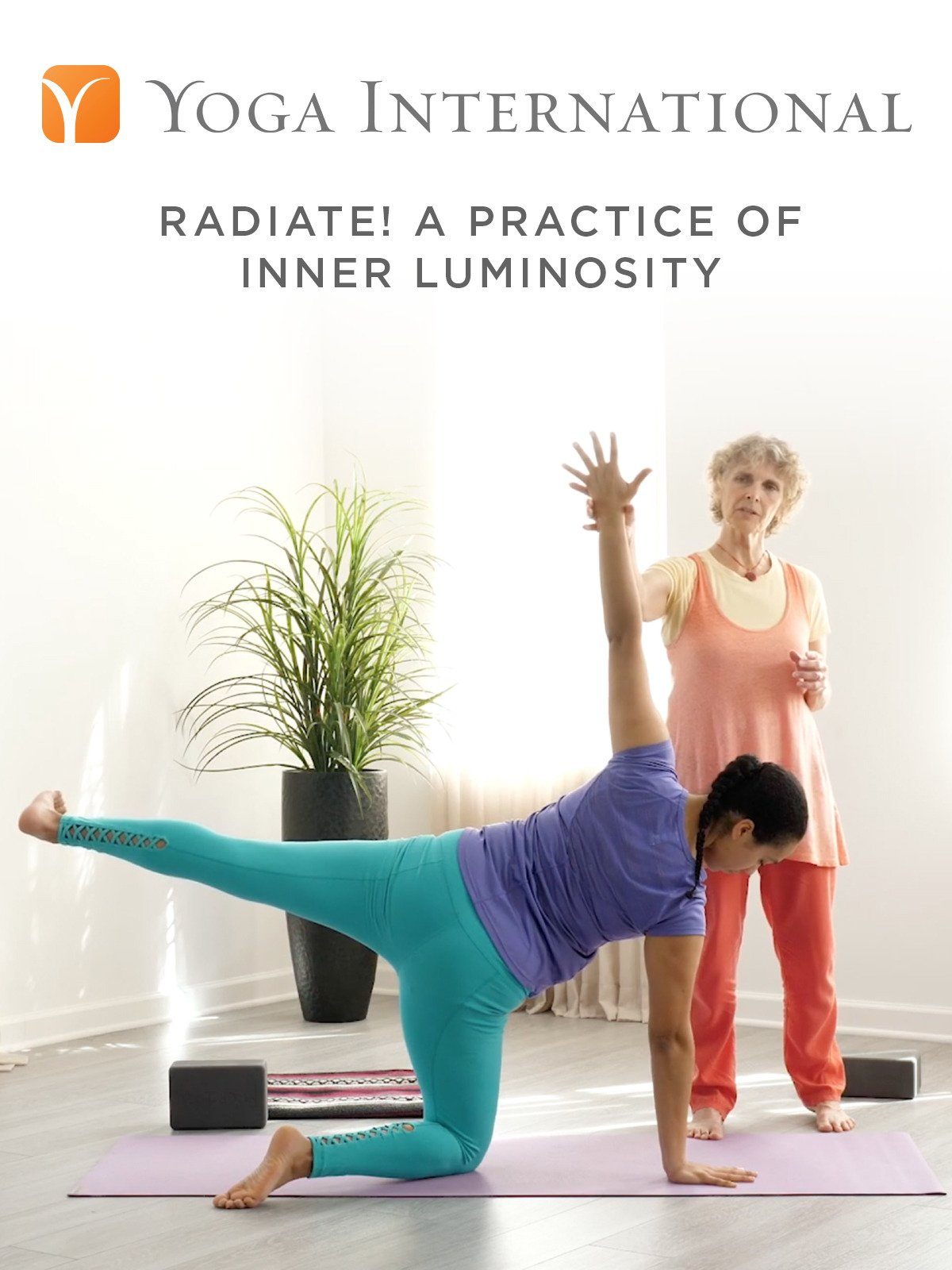 Radiate! A Practice of Inner Luminosity