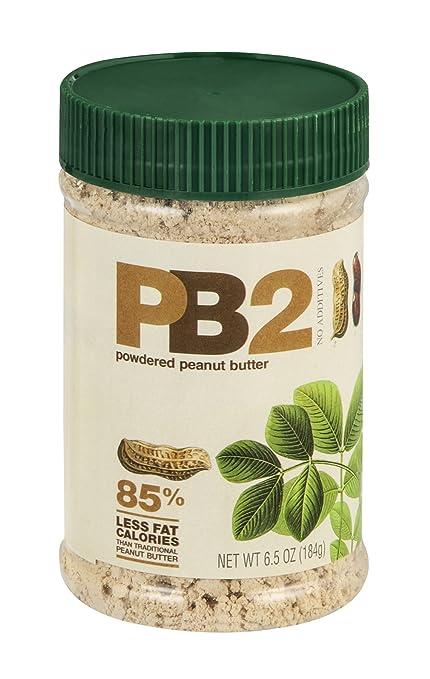 Bell Plantation PB2 Powdered Peanut Butter 6.5oz. 6 pack
