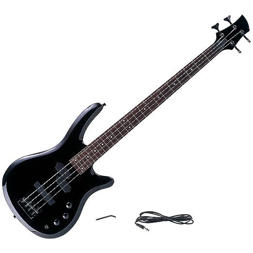Maxam 43 inch Electric Bass Guitar