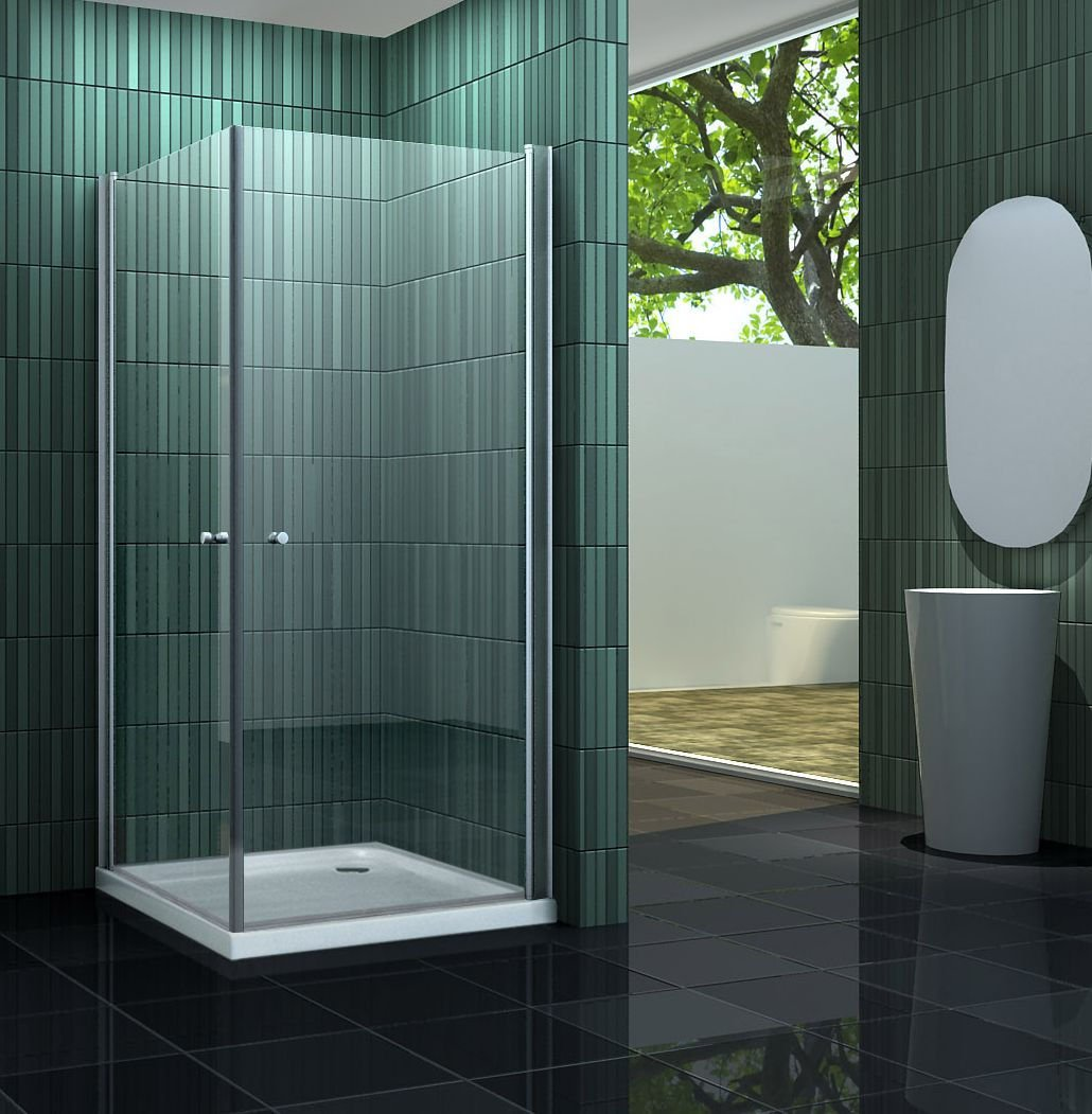Duschkabine BANHO 90 x 90 cm ohne Duschtasse  Kundenbewertung und weitere Informationen