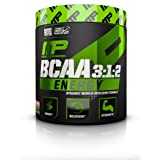 MusclePharm Amino Energy, 6 Grams of BCAA Powder, with Caffeine and Green Tea, BCAA Energy for Pre Workout or Anytime Energy, Watermelon, 30 Servings (Color: Red, Tamaño: 30 Servings)