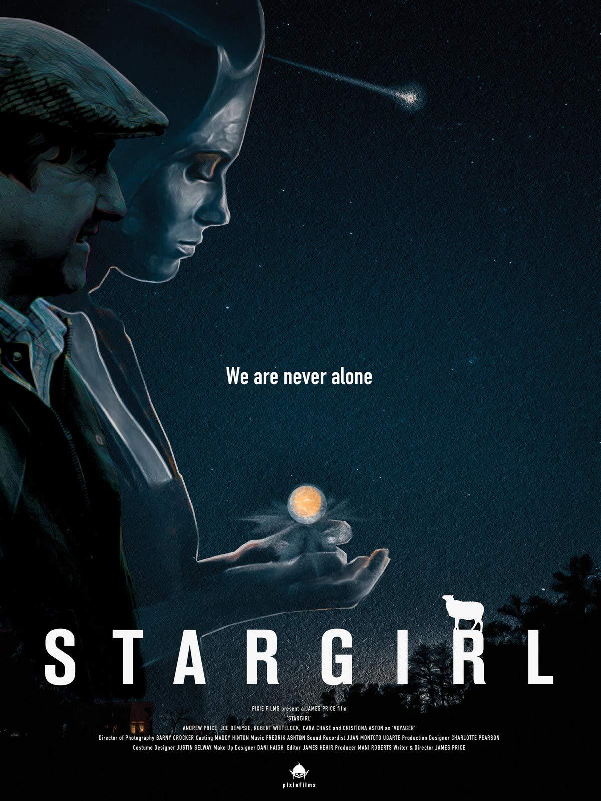 Stargirl on Amazon Prime Instant Video UK