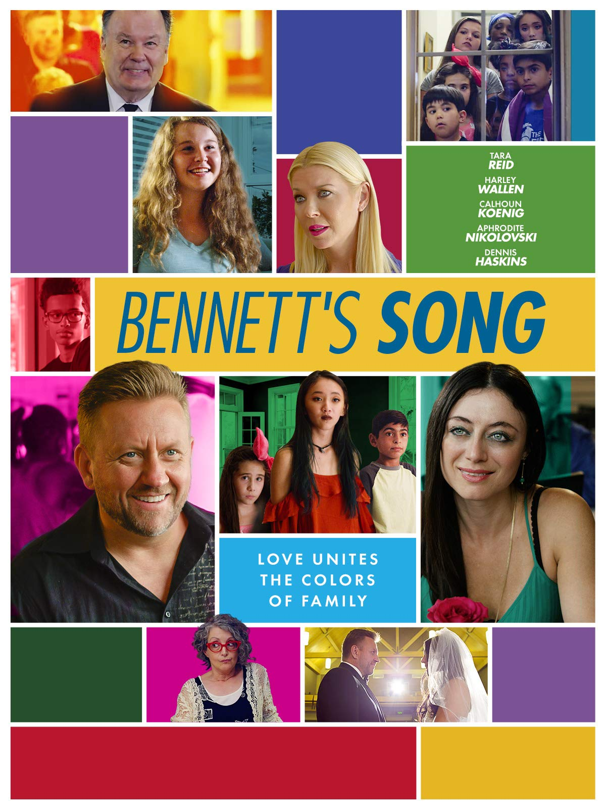 Bennett's Song on Amazon Prime Instant Video UK