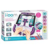Style Me Up i-Loom Friendship Bracelet Kit, Weaving and Knitting Set for Jewelry (Purple) (Color: Purple)