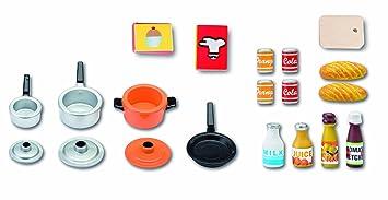 Lundby - L605079 - Poupée - Set D'accessoires De Cuisine