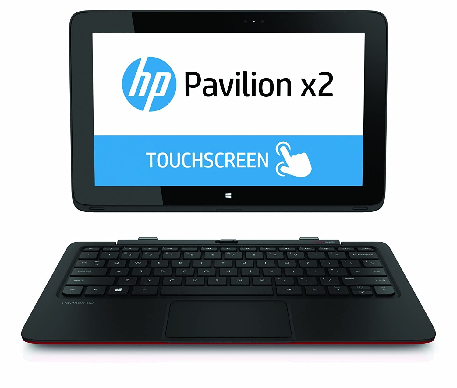 HP Pavilion 11-h110nr 11.6-Inch Convertible Touchscreen Laptop
