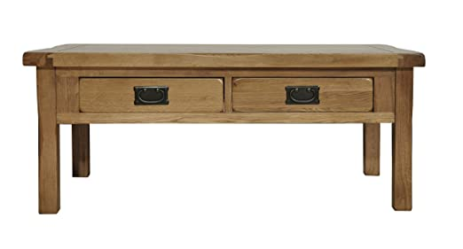 Gallerie Décor Oakdale 4-Drawer Coffee Table
