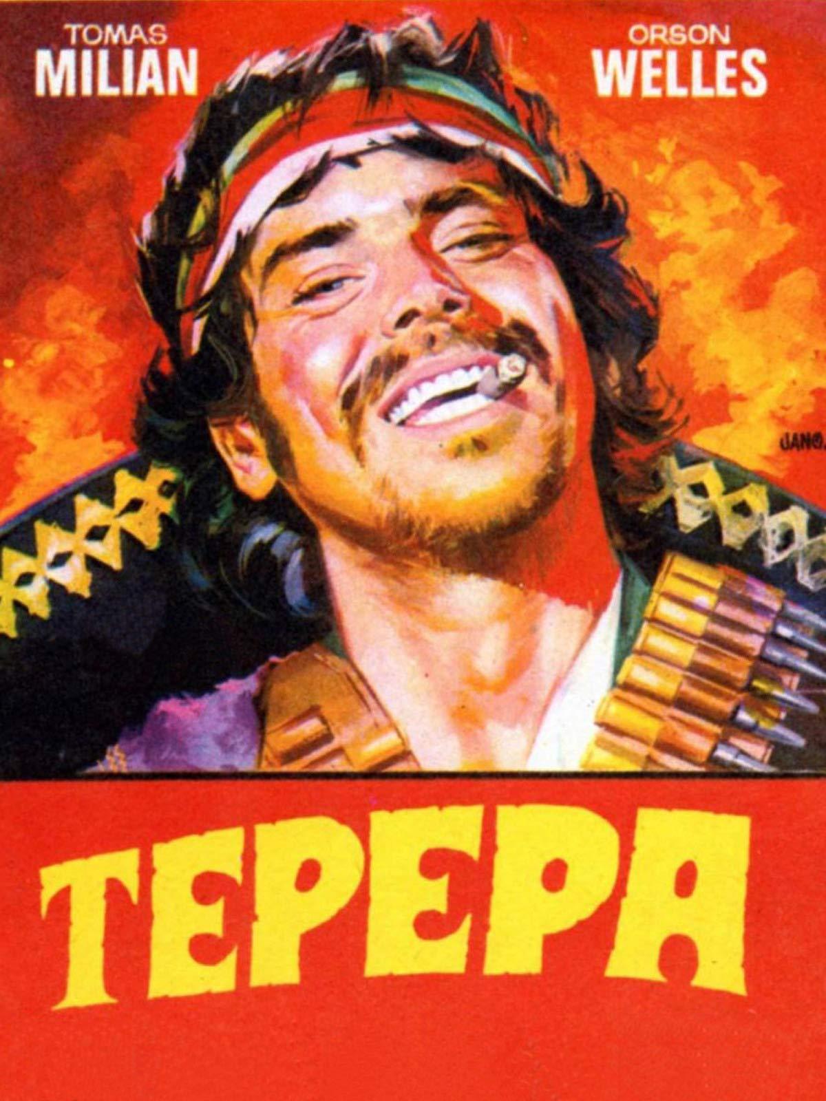 Tepepa on Amazon Prime Video UK