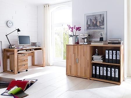 """Buro-Set (4-teilig) Office Möbel Komplett Buromöbel Arbeitszimmer Set """"Cento IV"""""""