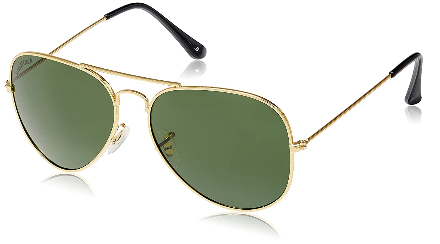 Deals on Joe Black Aviator Sunglasses