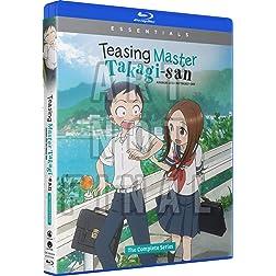 Teasing Master Takagi-san (Karakai Jozu no Takagi-san): The Complete Series [Blu-ray]