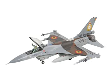 Revell - Maquette - F-16A Fighting Falcon  - Echelle 1:72