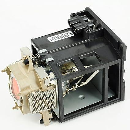 Projecteur haiwo TLPLMT70de haute qualité Ampoule de projecteur de remplacement compatible avec boîtier pour Toshiba TDP MT700.