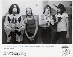 Image of Bad Company