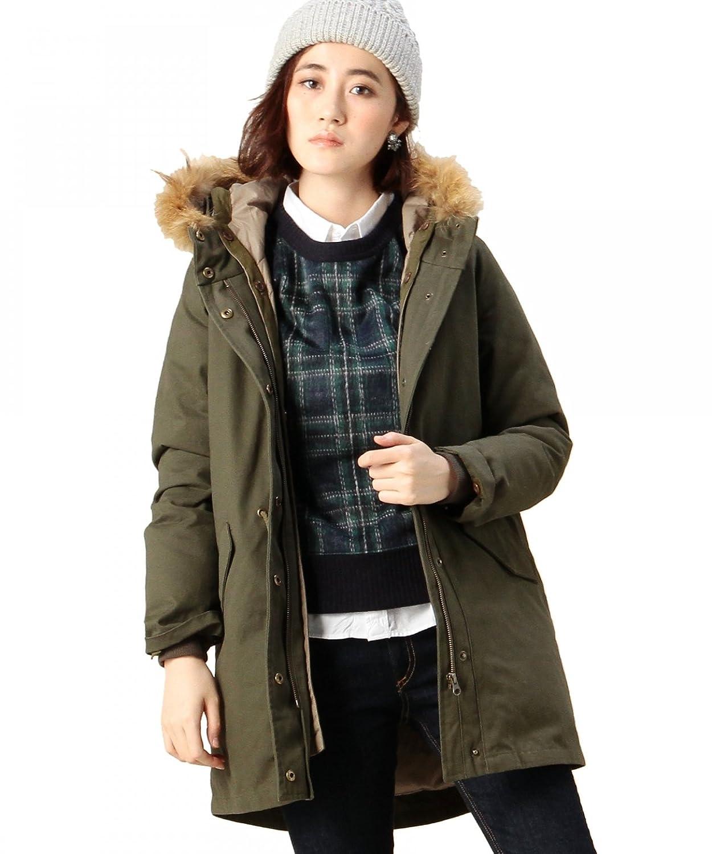 Amazon.co.jp: (ビューティーアンドユースユナイテッドアローズ) BEAUTY&YOUTH UNITED ARROWS BYBC ダウンライナーN3Bコート 16256993410 67 Olive M: 服&ファッション小物通販