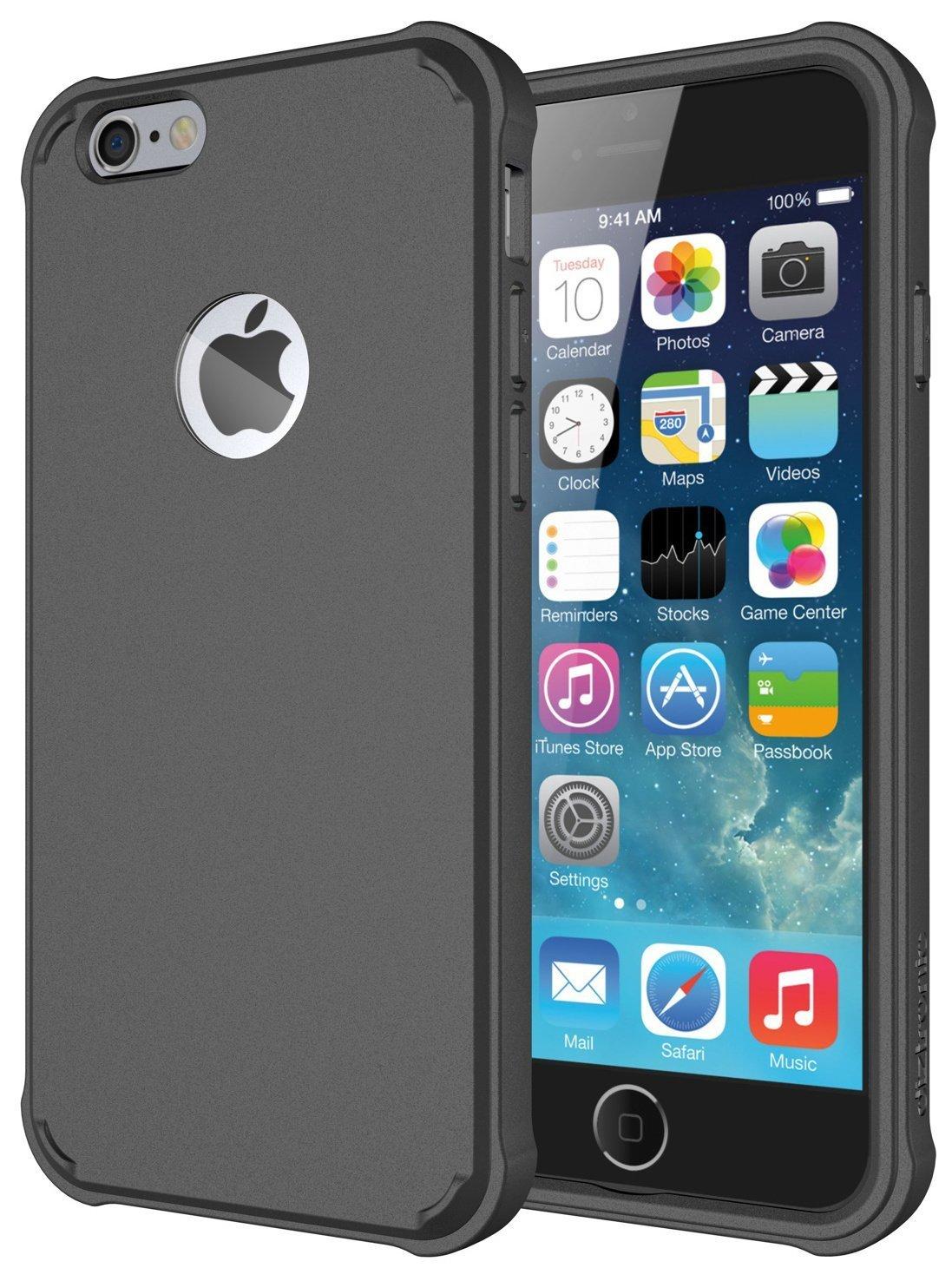 Diztronic Voyeur Case for Apple iPhone 6 (Full Matte Charcoal Gray)  Electrónica Más información y comentarios de clientes