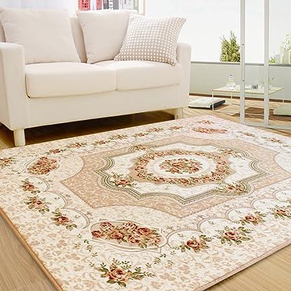 Alfombra # sala de estar Sala de estar moderna Dormitorio Alfombra, Mesa de centro simple Sofá Alfombra Alfombras alfombras ( Tamaño : 145*200cm )