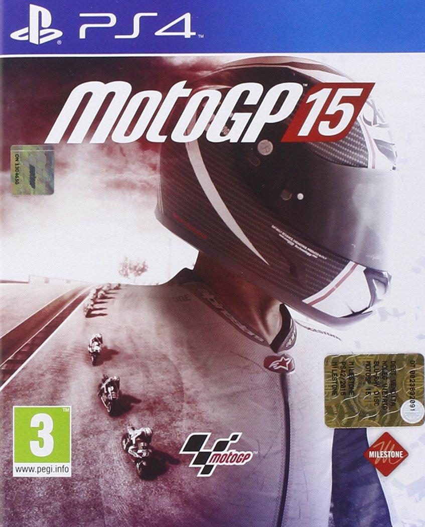 PS4 Spiel MotoGP 15 Moto GP 2015 Motorradrennen NEUWARE