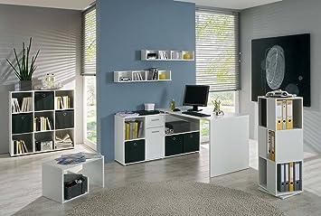 Schreibtisch LEX in weiß