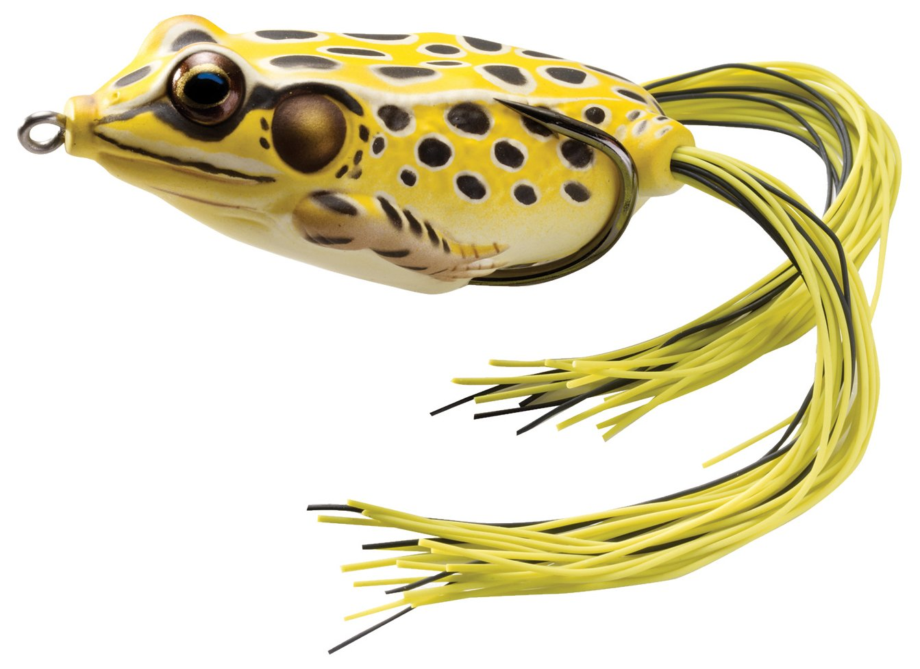 Top 5 largemouth bass fishing lures fins catcher for Bass fishing spinners