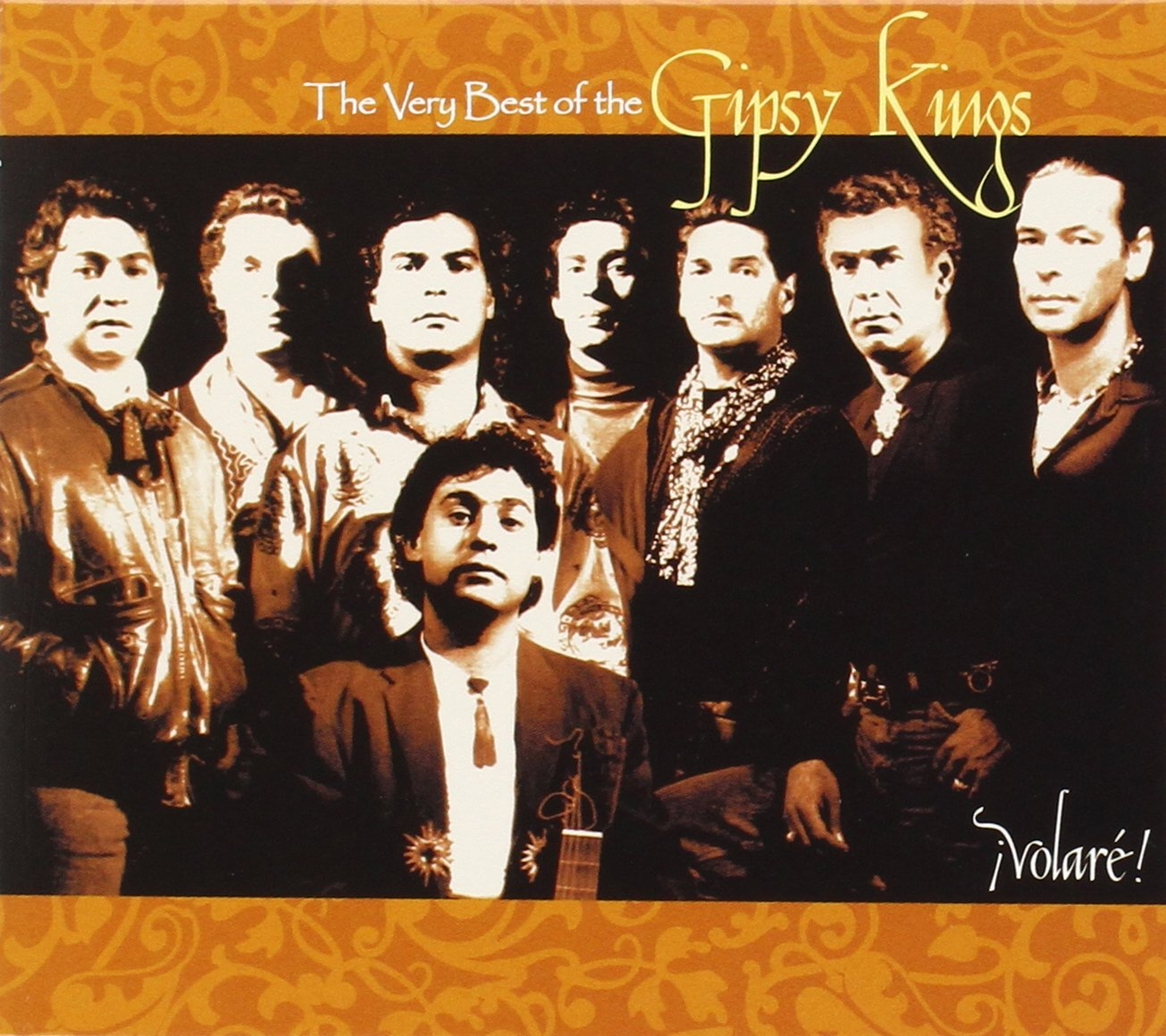 Volare! - The Very Best Of The Gipsy Kings : WDM 2975