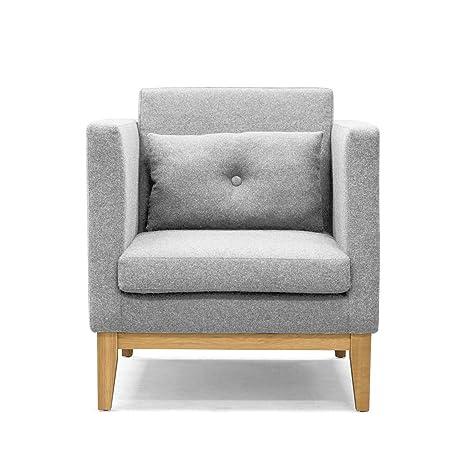 Design House Stockholm Sessel Day light grey