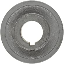 "TB Woods 2BK40138 FHP Bored-To-Size, 3.95"" Outside Body Diameter, 1.375"" Bore Diameter V-Belt Sheave"