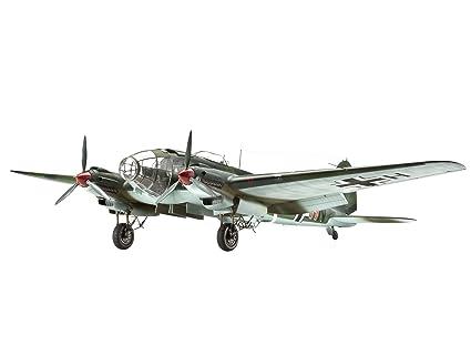 Revell - 4696 - Maquette Classique à Peindre et à Coller - Heinkel He 111 P