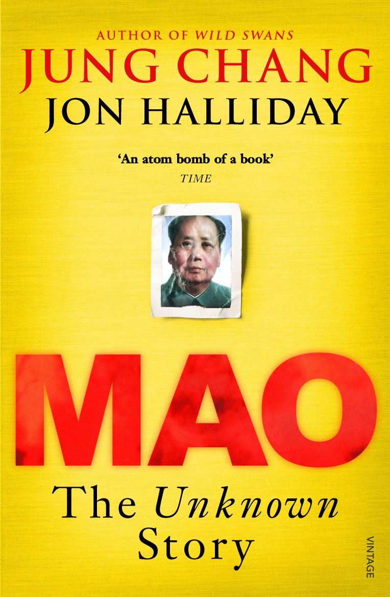 Buy Mao: The Unknown Story Book Online At Low Prices In India  Mao: The  Unknown Story Reviews & Ratings  Amazon