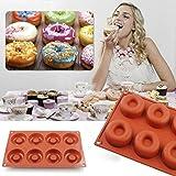 Silicone Donut Muffin Chocolate Cake Cake Cupcake Baking Mold Bakewares Chicken zsjhtc
