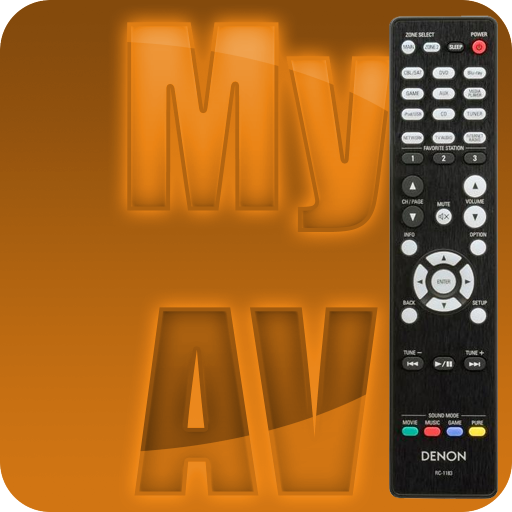 MyAV Receiver+BD+TV remote for Pioneer Trial (Xbmc Remote App compare prices)