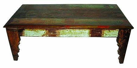 MOTI 99003002 Beech Coffee Table, Multicolored
