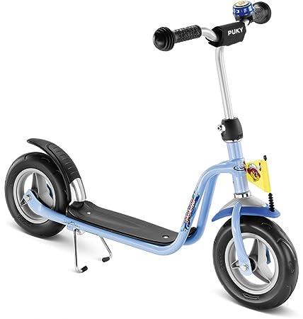 Puky 5146–Trottinette Avec chevalet R 03, bleu