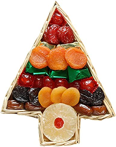 Broadway Basketeers Dried Fruit (Medium) Gift Basket