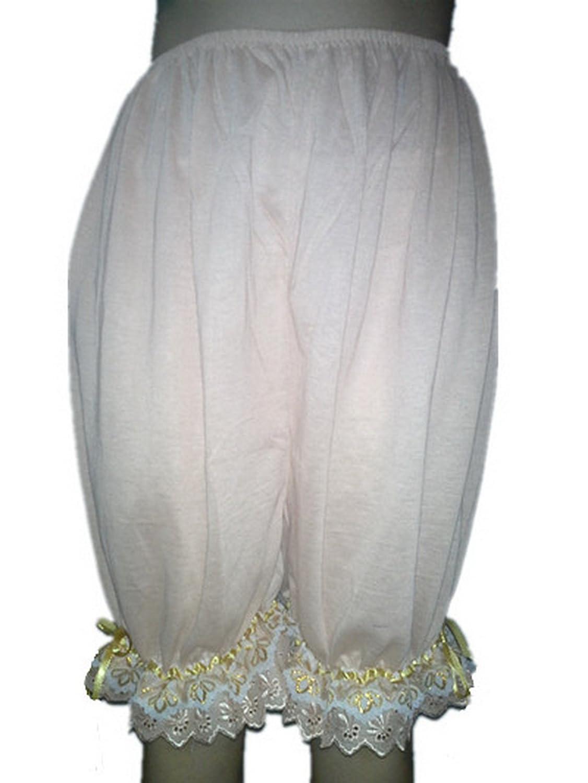 Frauen Handgefertigt Halb Slips UL1CBBW2 BROWN Half Slips Cotton Women Pettipants Lace