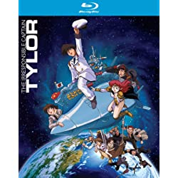 Irresponsible Captain Tylor TV Series Blu-Ray Collection [Blu-ray]