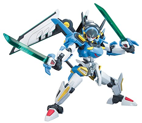 Little Battlers eXperience W - LBX 030 Icarus Force (Plastic model)